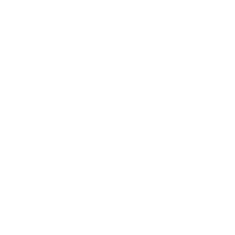 Icon - U.S. outline with people - white