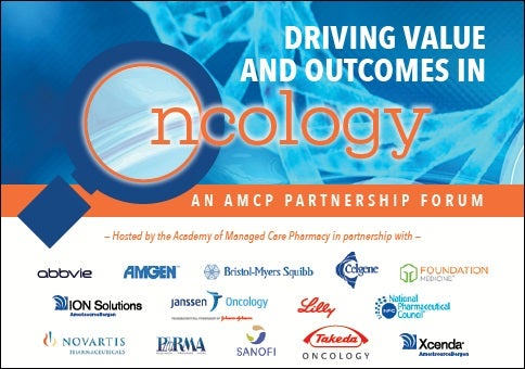 Driving Value and Outcomes in Oncology Forum PDF