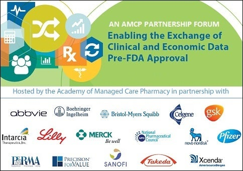 Pre-FDA Approval Partnership Forum Graphic