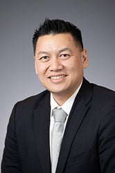 Board Member Vinson Lee